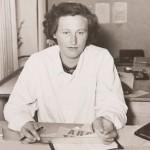 01_Adelheid Gnaiger, ca. 1951