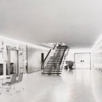 03_Rathaus Lustenau, Innenansicht, nach 1958 _ Nachlass Adelheid Gnaiger
